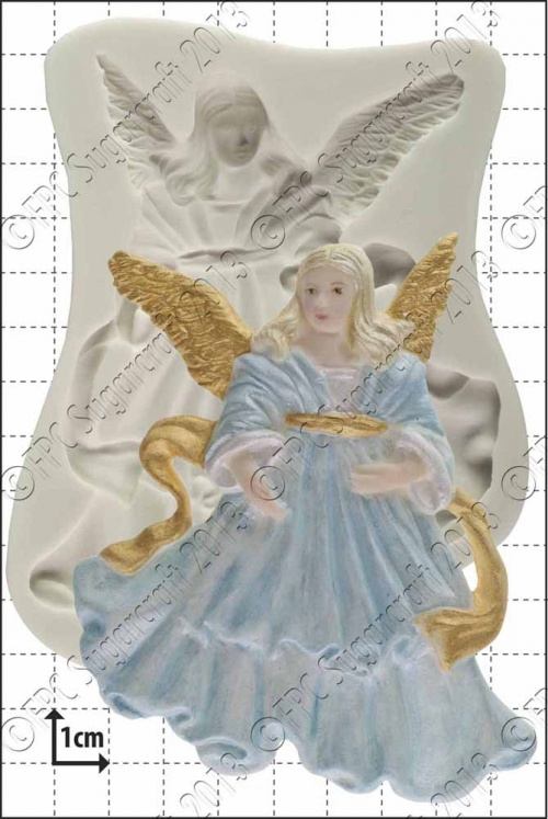 'Angel' Silicone Mould