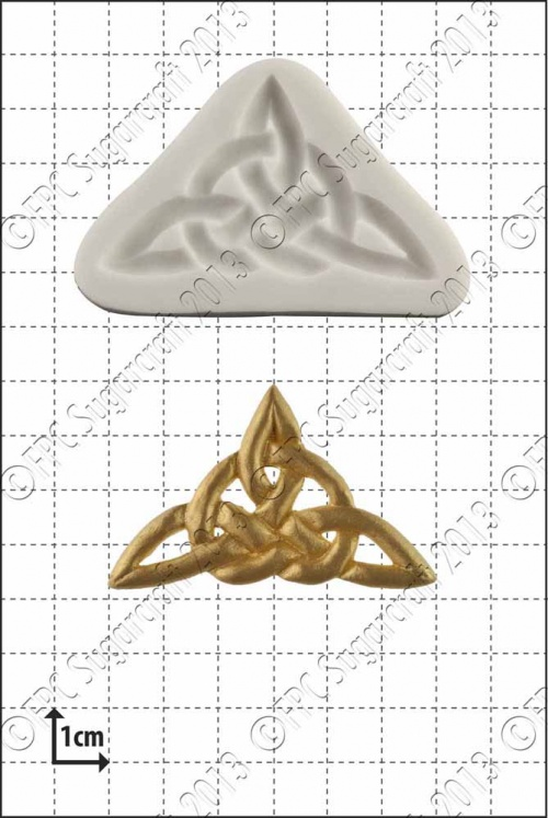 'Celtic Knot' Silicone Mould