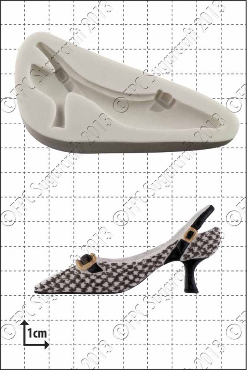 'Fashion Shoe (1)' Silicone Mould