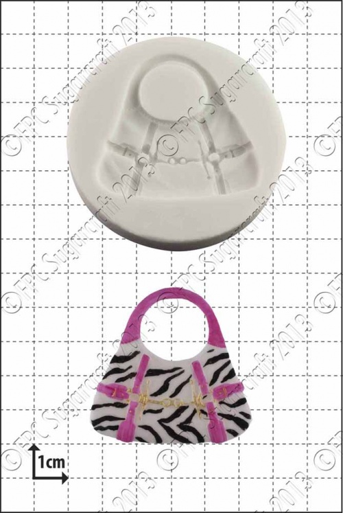 'Handbag 1' Silicone Mould