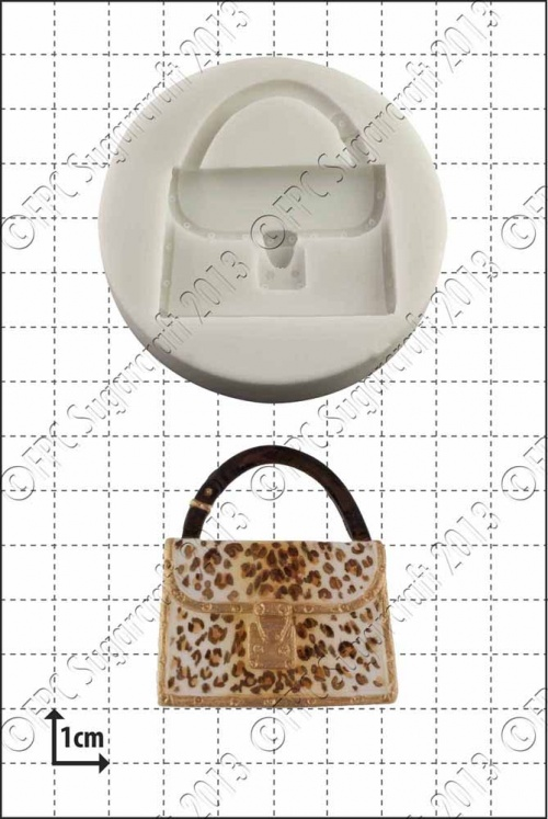 'Handbag 2' Silicone Mould