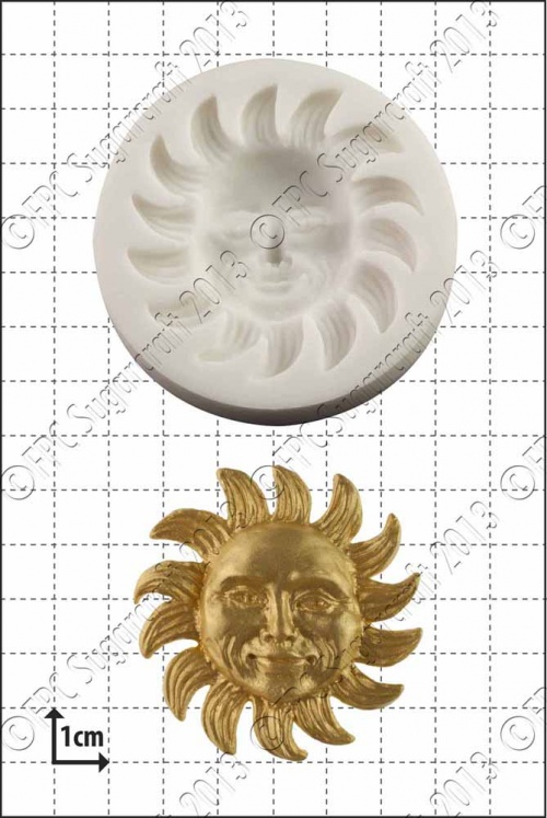 'Man in the Sun' Silicone Mould