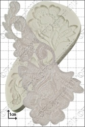 'Annie Rose' Silicone Mould