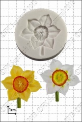 'Daffodil' Silicone Mould