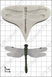 'Dragonfly' Silicone Mould