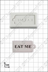 'Eat Me' Silicone Mould
