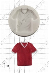 'Football Shirt' Silicone Mould