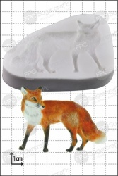 'Fox' Silicone Mould