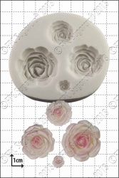 'Multi Rose' Silicone Mould