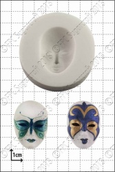 'Venetian mask' Silicone Mould