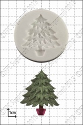 'Xmas Tree' Silicone Mould