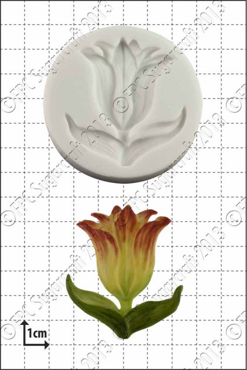 'Tulip' Silicone Mould