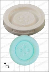 'Giant Button' Silicone Mould