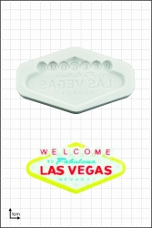 'Las Vegas Sign' Silicone Mould