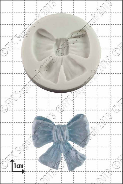 'Tied bow' Silicone Mould