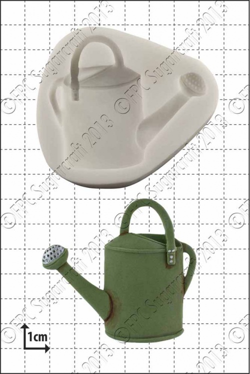 'Watering Can' Silicone Mould